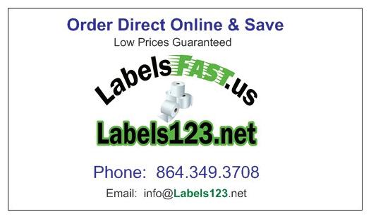 Dymo Large Mailing Address Labels | Labels 123
